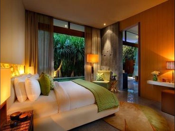 iVilla Bali - Guestroom