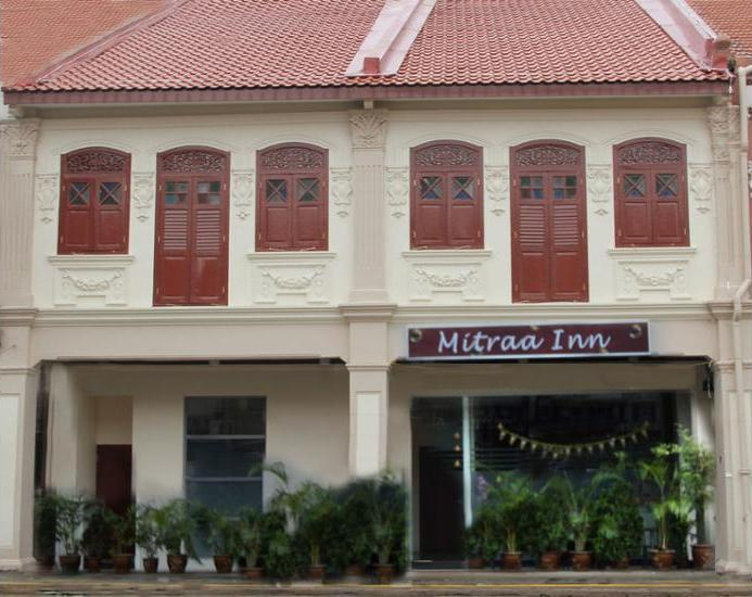 Mitraa Inn Singapore - Featured Image