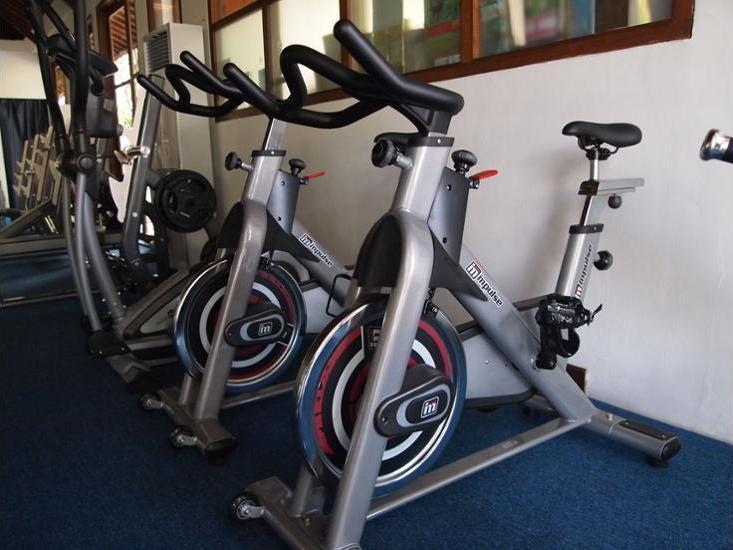 Ellora Villas Bali - Fitness Facility