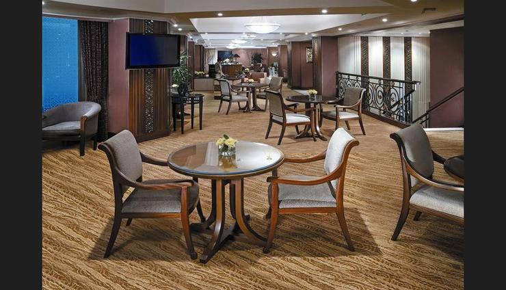 Shangri-la Surabaya - Hotel Interior