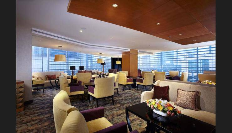 Oakwood Premier Cozmo Jakarta - Executive Lounge