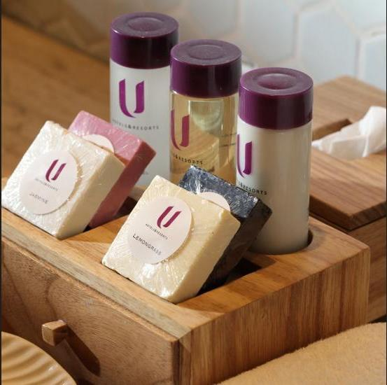 U Paasha Seminyak - Bathroom Amenities