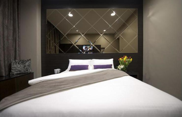 V Hotel Lavender - Guestroom