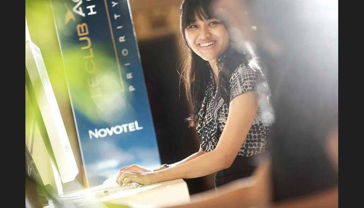 Novotel Surabaya Hotel & Suites Surabaya - Property Amenity