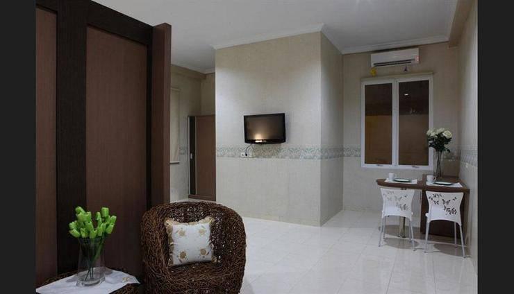 Roemah Moesi Medan - Living Area