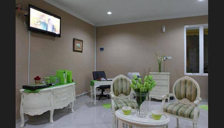 Roemah Moesi Medan - Hotel Interior