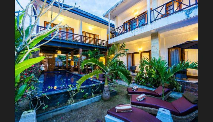 Nyuh Gading Home Stay Lembongan - Featured Image