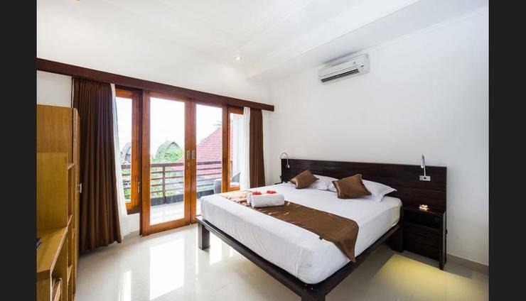 Nyuh Gading Home Stay Lembongan - Guestroom