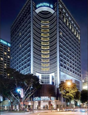 Carlton Hotel Singapore - Featured Image