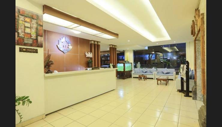 Puri Dibia Hotel & Restaurant Bali - Featured Image