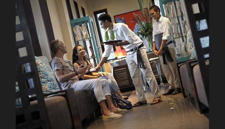 Luxe Villas Bali - Lobby