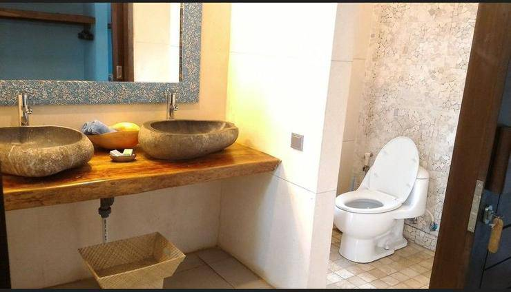 Amarta Beach Cottages Bali - Bathroom