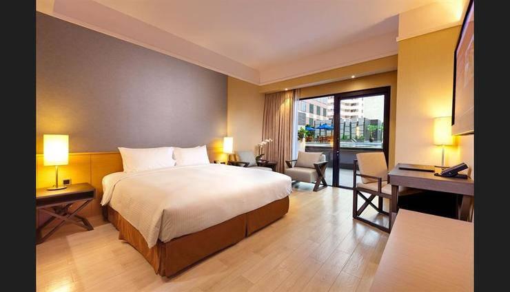 Grand Mercure Singapore Roxy - Guestroom