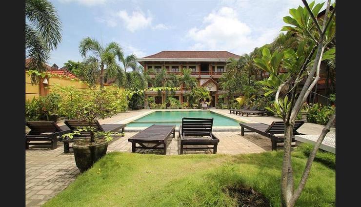 Beneyasa Beach Inn 1 Kuta - Featured Image
