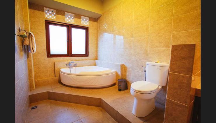 Pondok Permata Homestay Ubud - Bathroom