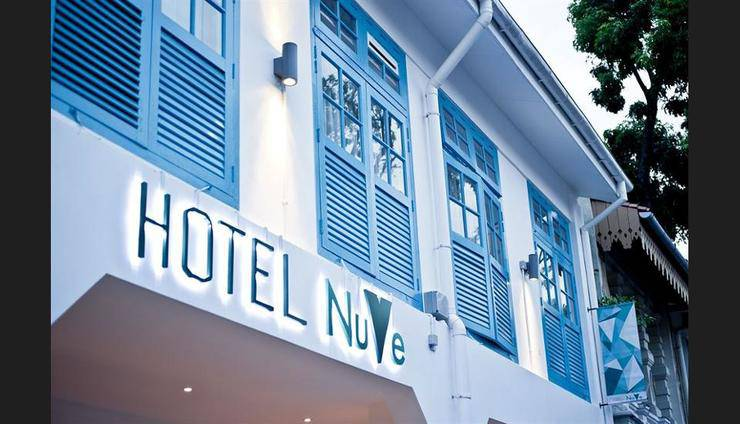 Hotel NuVe Singapore - Featured Image