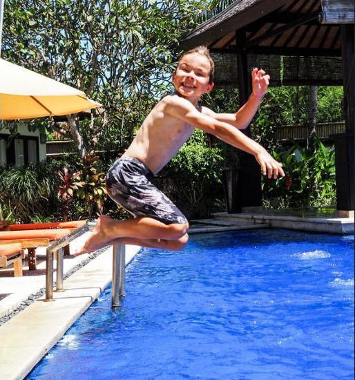 Villa L'Orange Bali Bali - Outdoor Pool