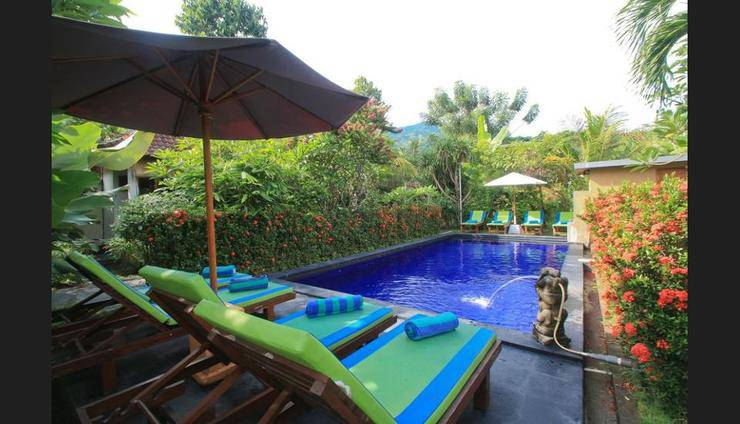 Amed Harmony Cafe and Bungalows Bali - Featured Image
