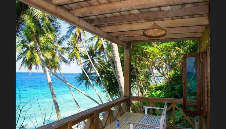 Review Hotel Freddies Santai Sumurtiga (Sabang)