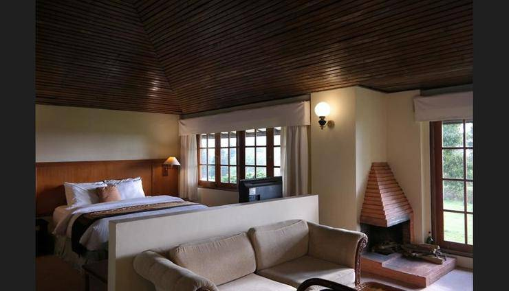 Handara Golf & Resort Bali - Guestroom