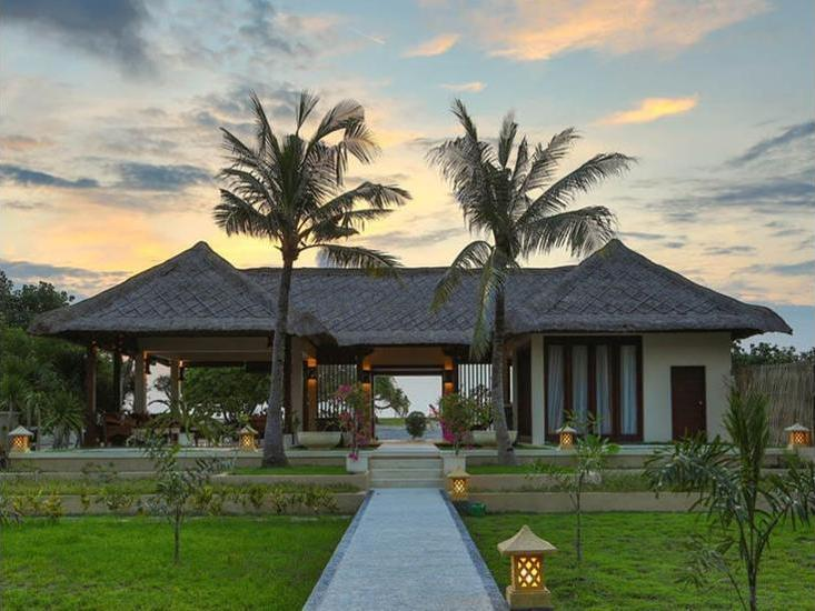 Mala Garden Resort & Spa Lombok - Featured Image