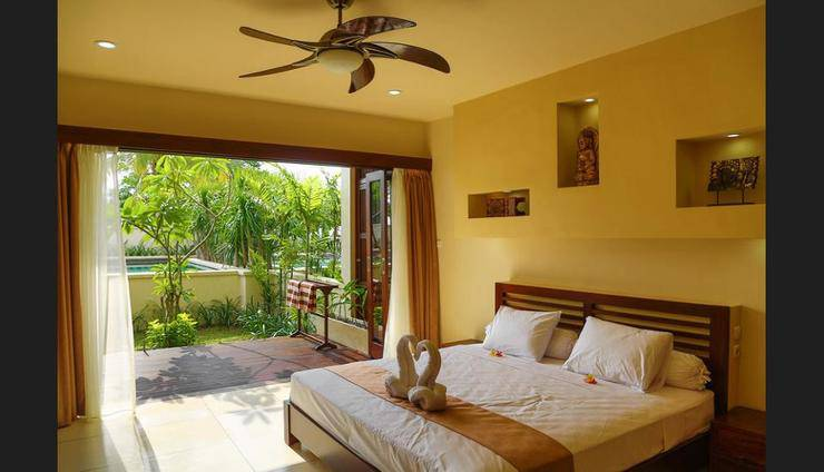 Mala Garden Resort & Spa Lombok - Guestroom