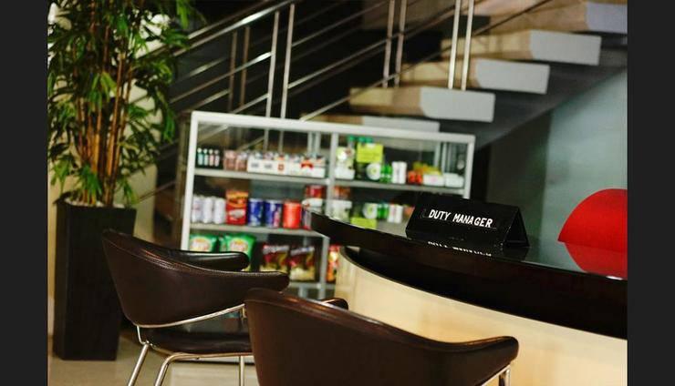 Hotel Celebes Makassar - Concierge Desk