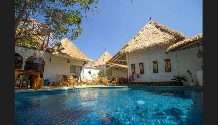 Gili Breeze Tropical Bungalows Lombok - Featured Image