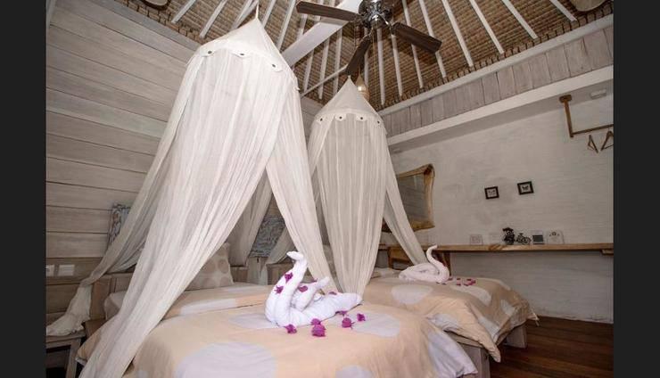 Alamat Review Hotel Gili Breeze Tropical Bungalows - Lombok