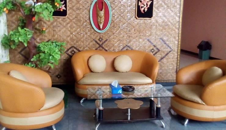 Hotel New Merdeka Jember - Interior