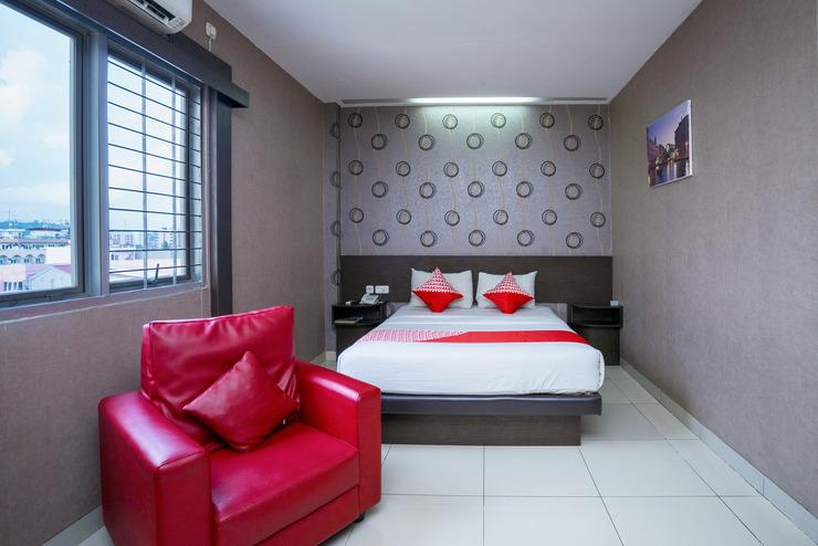 Capital O 1083 Hotel Grand Kartika Samarinda - Guestroom