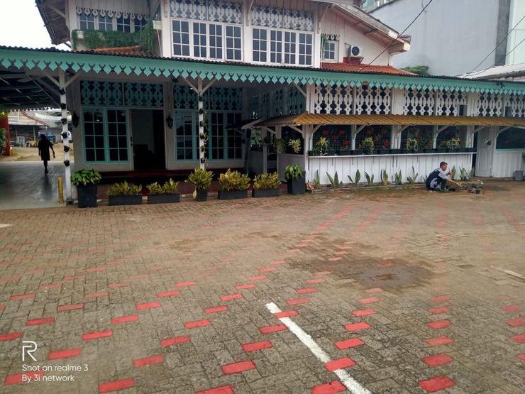 Hotel Bamboo Bogor - exterior