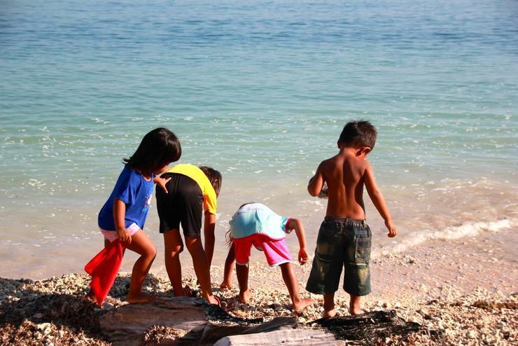 Kayun Bungalow Lombok - Sea