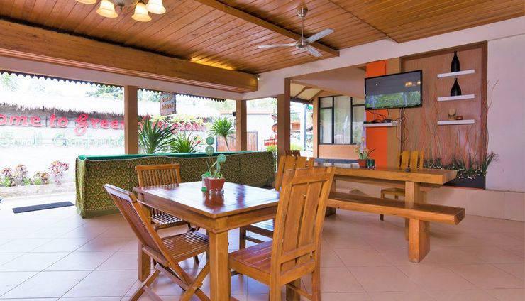 ZenRooms Lombok Raya Senggigi - Restoran