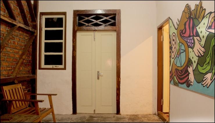 Vermisse Guest House Sukabumi - exterior
