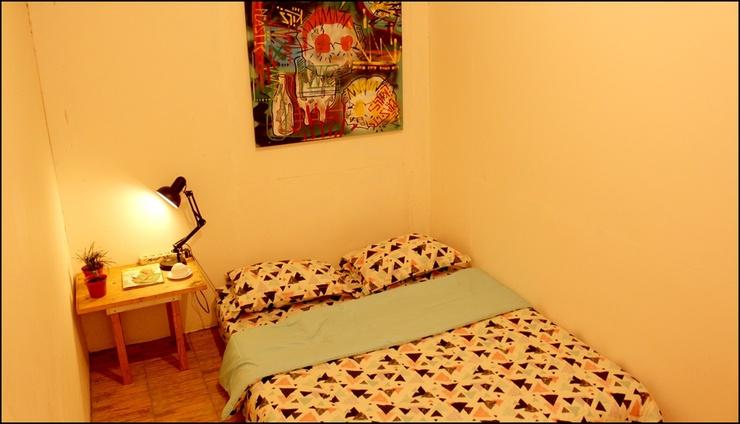 Vermisse Guest House Sukabumi - room