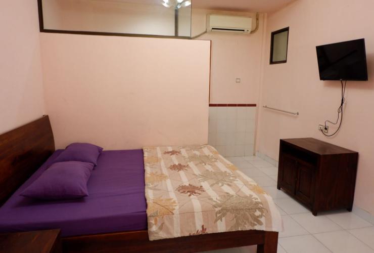 Wisma Purnama Denpasar Bali - Guest room