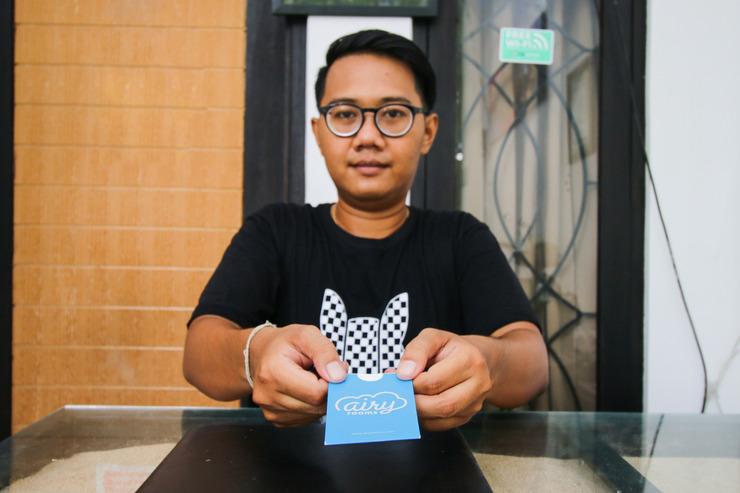 Airy Jimbaran Taman Baruna Cempaka 42 Bali Bali - Lobby