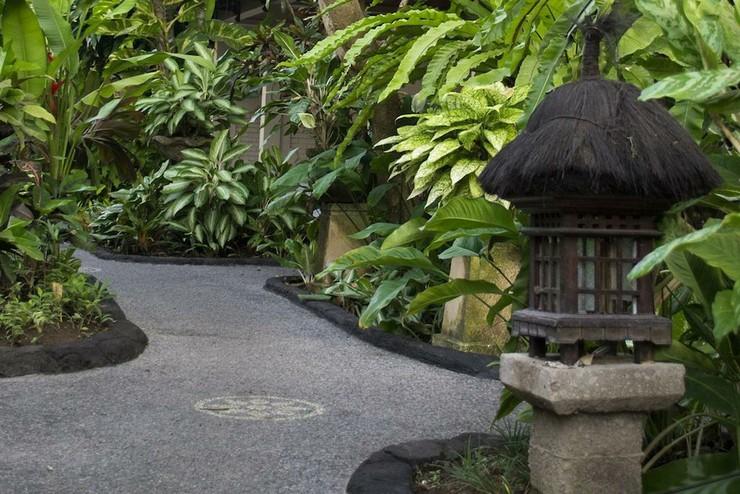 Flamboyan Hotel Bali - exterior