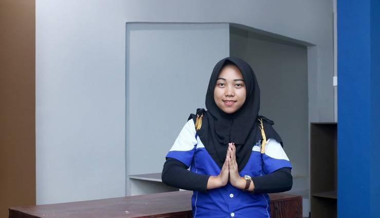 Kamar Keluarga Fatmawati Jakarta - Reception