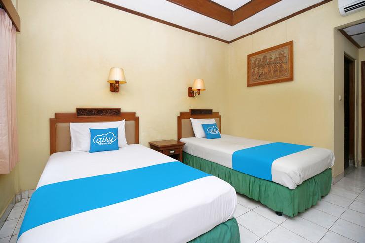 Airy Denpasar Barat Imam Bonjol 125 Bali Bali - Deluxe Twin