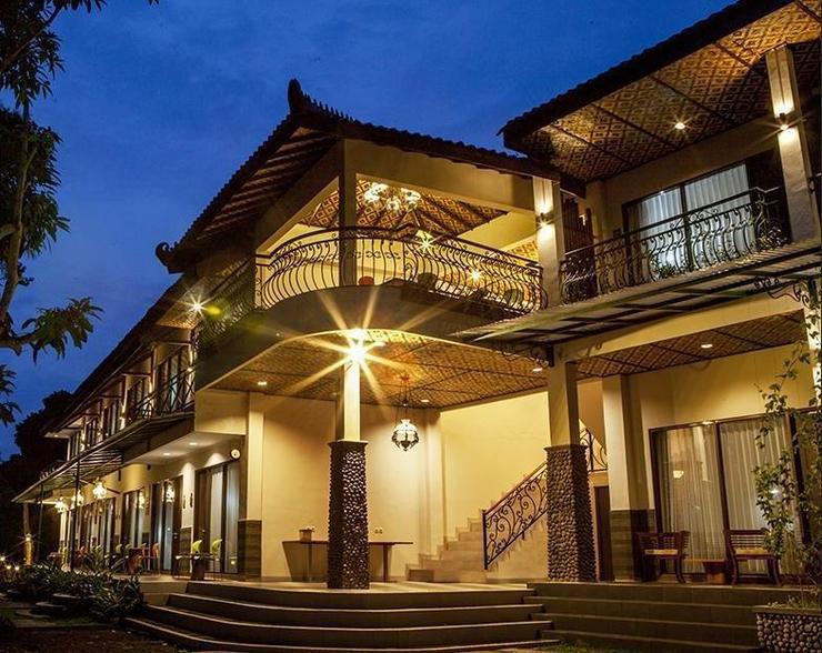 Villa Sawah Resort Managed by Salak Hospitality Bogor - Exterior
