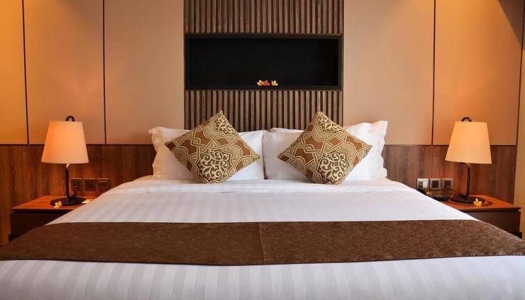 The Nest Hotel Bali Nusa Dua - Kamar tamu