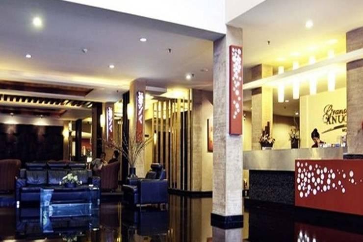 Hotel Anugerah Express Lampung - Resepsionis