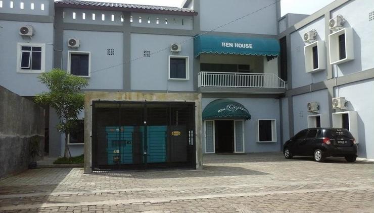 Ben House Medan - exterior