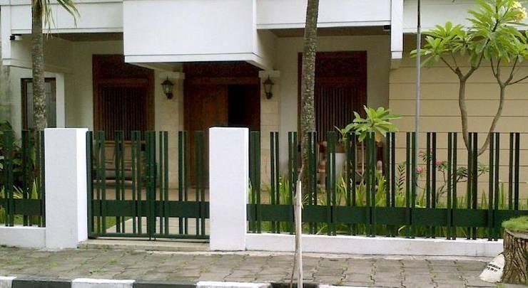 Rumah Purwanggan Jogja -