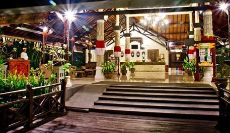 Legian Paradiso Hotel Bali - Lobi