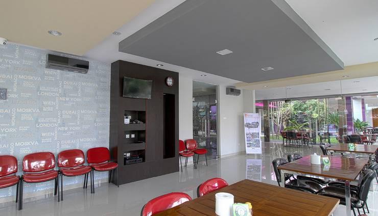 Twin Star Hotel Solo  - Restoran