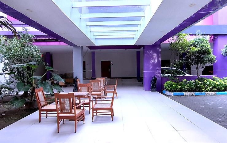 Twin Star Hotel Solo  - Lobby