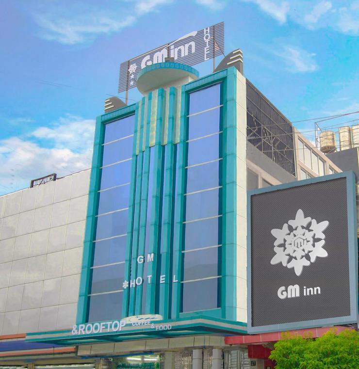 GM INN HOTEL Banda Aceh - Tampak depan